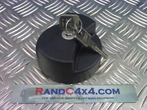 Land Rover Defender Locking Fuel Filler Cap STC4072