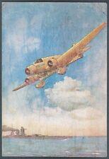 S. 81 SAVOIA MARCHETTI AEREO AEROPLANO AERONAUTICA AVIAZIONE MILITARE 2a GUERRA