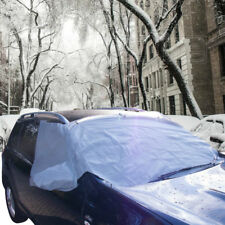 Windscreen Cover Frost Ice Shield Snow Dust Protector For MPVs & 4x4s Large Car