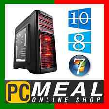INTEL Core i5 7400 Max 3.5G GTX1070 8GB 1TB 8GB Gaming Computer Quad Desktop PC