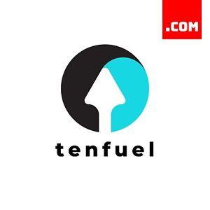 TenFuel.com - 7 Letter Short Domain Name - Brandable Catchy Domain .COM Dynadot
