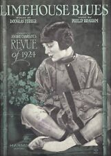 """Gertrude Lawrence """"ANDRE CHARLOT REVUE of 1924"""" Beatrice Lillie 1922 Sheet Music"""