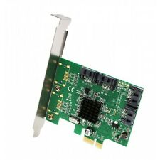 IOCrest SI-PEX40064 PCI-Express 2.0 Low Profile SATA III (6.0 Gb/s) Control Card