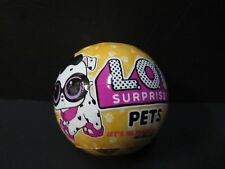 NEW LOL Dolls Surprise PETS WAVE 2 Series 3 BALL L.O.L. PET 7 LAYERS On Hand
