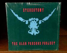 ALAN PARSONS «STEREOTOMY» Standard `85 Version ˘PROG=ROCK' Beautiful»NM / Shrink