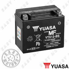 BATTERIA YUASA YTX12-BS KAWASAKI VN VULCAN 800 1996>1999