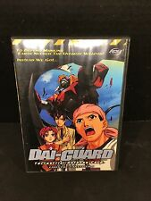 Dai-Guard - Vol. 1: Hostile Takeover (DVD, 2002) Anime Series Collection Lot