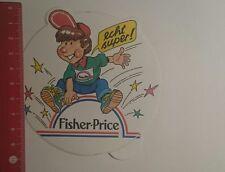 ADESIVI/Sticker: Fisher Price in puro SUPER (16121684)