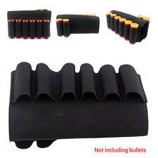 6+2Round Military Shotgun Shell Bullet 8 Shots Carrier Holder nylon Pouch F Hunt