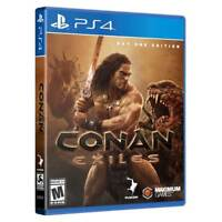 Maximun Gmaes Conan Exiles Day One Edition - PlayStation 4