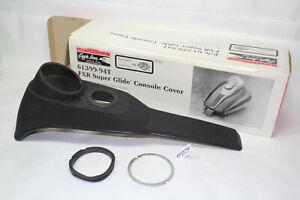 Harley FXR black speedo mounted dash + gasket gaugemount FXRT FXRD FXRP EPS23746