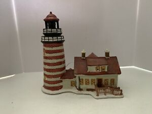 West Quoddy Lighthouse No Cord ME Maine