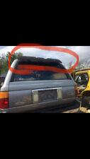 1995 Toyota 4Runner Tailgate - SPOILER only - Spoiler with gaskets/screws.  VHTF