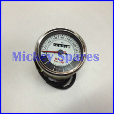 Brand New Royal Enfield Classic Speedometer 0-160 Km/hr White Dial (US Econ)