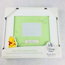 "Disney Nursery Decor Winnie the Pooh Baby Picture Frame 4"" x 3"""