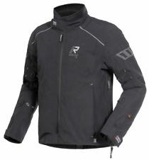 Rukka Kalix Goretex Mens Black Motorbike Motorcycle Jacket Euro 56 UK 46