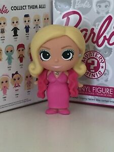 "BARBIE 1977 SUPERSTAR FUNKO MYSTERY MINIS 2.5"" VINYL MINI FIGURE W/ BOX 1/12 NEW"