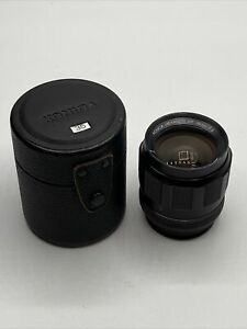 Konica Hexanon AR 35mm F2 Objektiv #7144359-53