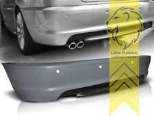 Heckstoßstange Heckschürze für BMW E46 Coupe Cabrio auch für M-Paket für PDC