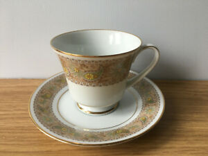 Vintage 1970s Noritake Autumn Time 2258 Tea Cup And Saucer - 11 Available