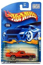 2001 Hot Wheels #200 '68 El Camino China base