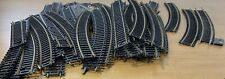 BIG LOT HO Scale Track Straight / Curved / Connectors 2 lbs