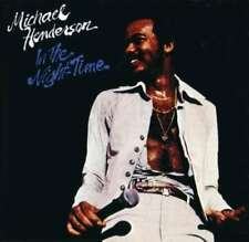 Michael Henderson - In The Night Time        new cd