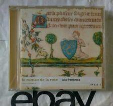 Le Roman de la rose by Ensemble Alla Francesca - CD Album OP 30303 (2001) Opus