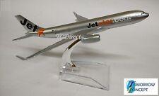 15cm 1:450 JetStar A330 Airplane Aeroplane Diecast Metal Plane Toy Model