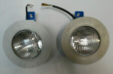 FORD / NEW HOLLAND TRACTORS ( VARIOUS SEE LISTING ) PAIR OF HEADLIGHTS