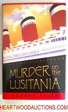 Murder on the Lusitania by Conrad Allen FIRST