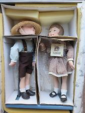 Hersheys Kiss Kids limited edition World of Gallery dolls