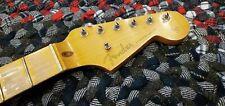B. Hefner Fender Licensed Stratocaster Neck Maple Fingerboard Light Relic