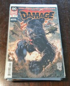 Damage Complete Series NM!!!