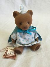 Vintage Mattel Emotions Teddy 'N Me Bears 1983  DESIGNED BY SEKIGUCHI With Tag