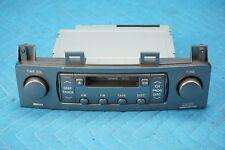 Lexus LX470 AM/FM Radio CD Cassette 86120-60622 2004 OEM