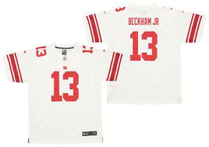 Nike NFL Youth New York Giants Odell Beckham Jr #13 Player Jersey, White