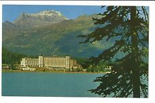 Vintage Postcard Banff National Park Chateau Lake Louise Canadian Rockies