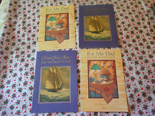 Lot Of 4 Father Day Cards
