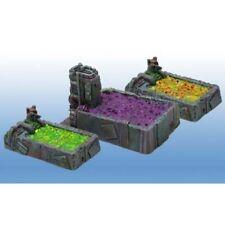 Armorcast 28mm Resin ACSF013 3 Toxic Vats New Terrain