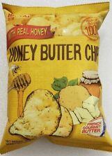 Honey Butter Chip Haitai Made Of Potato 100%, 60g Korean snack