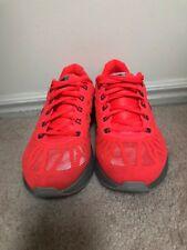 Women's Nike Lunarglide 6 Pink Reflective Flash Running Shoe 683652-600 Size 7