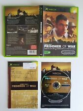 Prisoner of War Xbox Original (Disc in great condition)