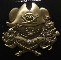 Disney A Pirates Life for Me Mickey Mouse 3D Pin