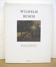 Wilhelm Busch - Malerei von Jochen Poetter 1990 HB/DJ