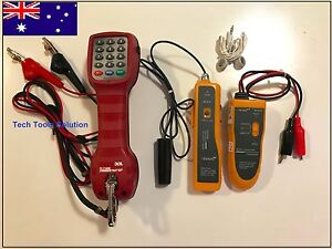 NF-816 Underground Cable Wire Locator Tracker Butt phone Buttinski Telstra ISGM
