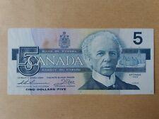 Canada 5 Dollars 1986 (UNC FOXING) FNX 7495204