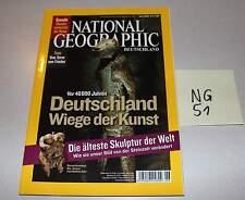 National Geographic Deutschland Wiege der Kunst Art. Nr. NG-51
