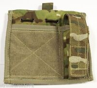 NEW - Genuine British Issue MTP Osprey Commanders Pouch / Admin Panel Pouch