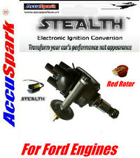 Ford Anglia 105E Lucas 25D type Stealth Electronic Distributor Top cap